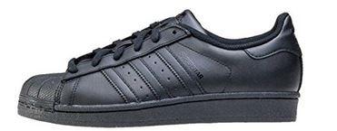 Adidas Superstar schwarz Kinder