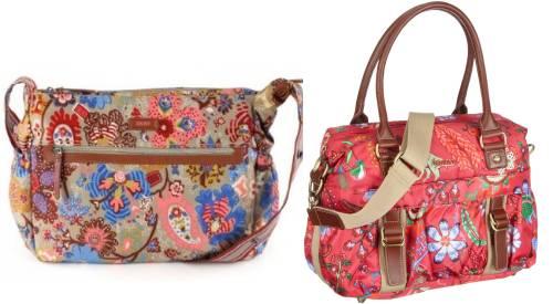 Oilily Handtasche und Wickeltasche